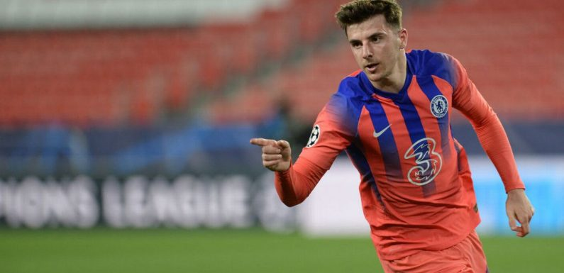 Mason Mount breaks Champions League record that highlights his potential