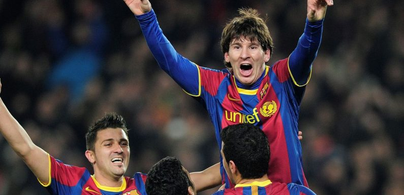 Eight best solo displays ever 11 years on from Messi's four goals vs Arsenal