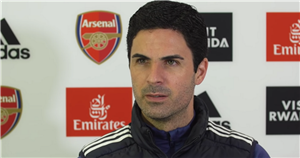 Arsenal boss Mikel Arteta facing decision for Liverpool clash after inury blow
