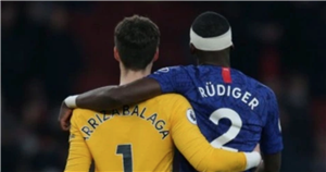 Antonio Rudiger sends message to Kepa as Chelsea star breaks silence on bust-up