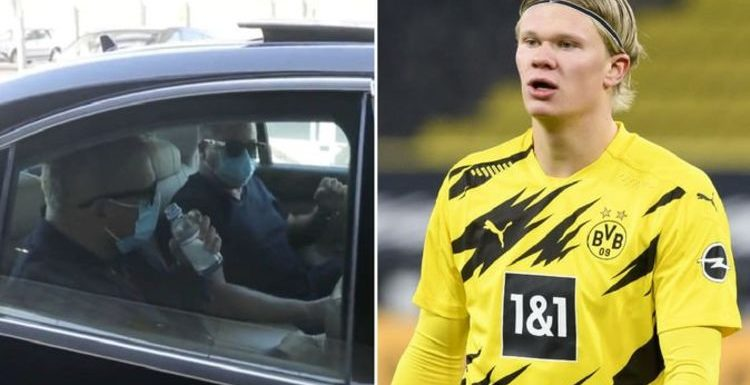 Erling Haaland reps in Real Madrid talks after Barcelona as Man Utd and Chelsea lag behind