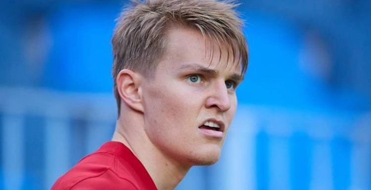 Real Madrid 'want to sell' Arsenal star Martin Odegaard as Edu given transfer green light