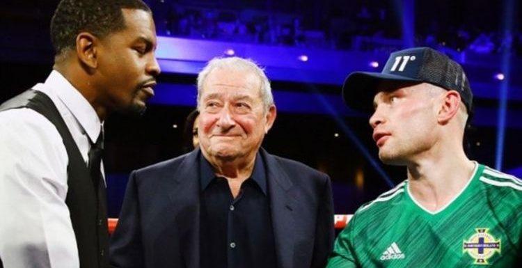 Carl Frampton fight: How to watch Frampton vs Jamel Herring for FREE, TV Channel, UK time