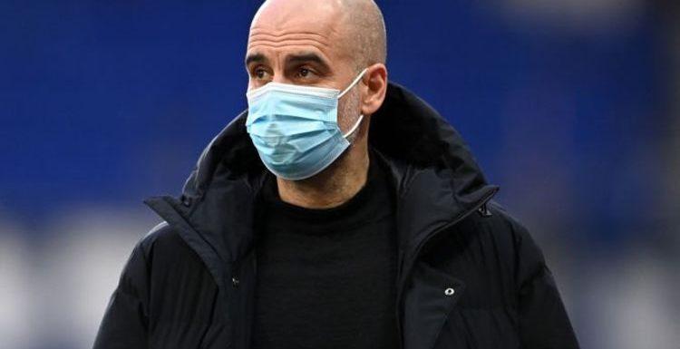 Man City boss Pep Guardiola hands Man Utd and Chelsea welcome Erling Haaland boost
