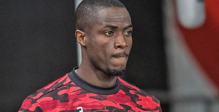 Manchester United set low Eric Bailly transfer price as Inter Milan eye another raid