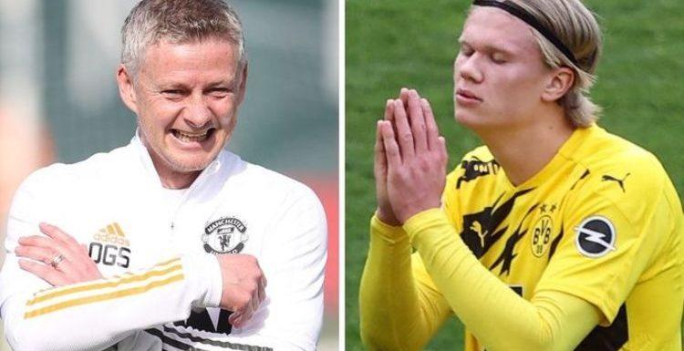 Man Utd have new Erling Haaland transfer hope as Dortmund lose negotiating power
