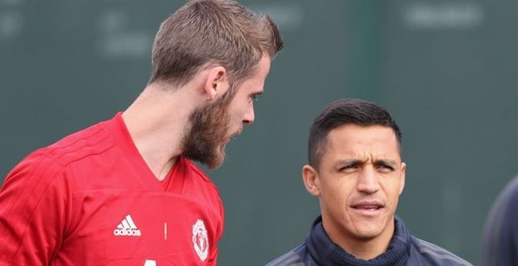 Man Utd face Alexis Sanchez transfer repeat with David de Gea as £50m price tag set
