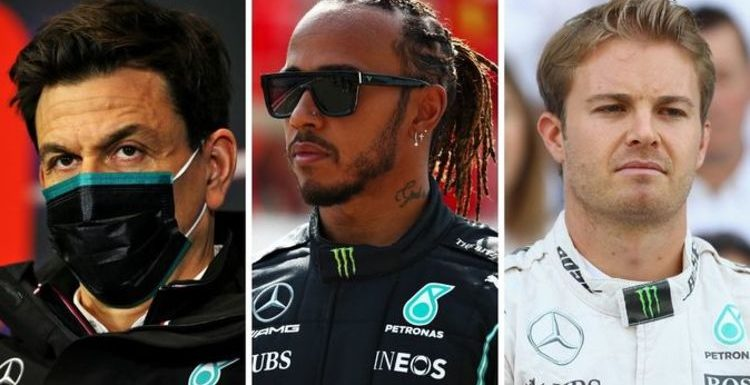 Toto Wolff revisits Lewis Hamilton and Nico Rosberg Mercedes feud – 'Won't allow it again'