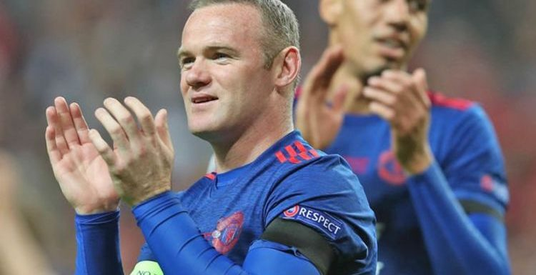Manchester United have a new Wayne Rooney with Ole Gunnar Solskjaer set for transfer exit