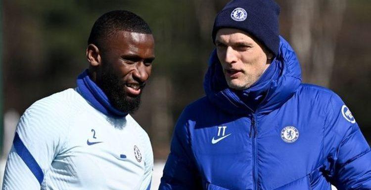 Thomas Tuchel explains 'serious' Chelsea bust-up as Antonio Rudiger decision made vs Porto