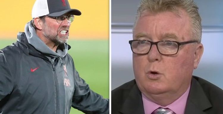 Liverpool legend Steve Nicol names player Jurgen Klopp 'can't afford' to play anymore