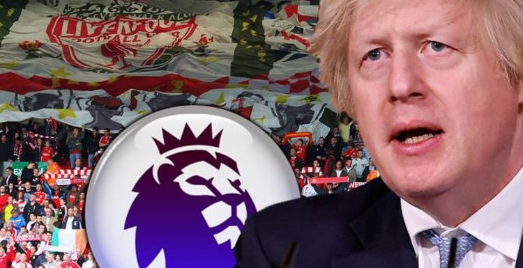 Premier League chiefs back Covid passports in Boris Johnson letter in bid to get fans back