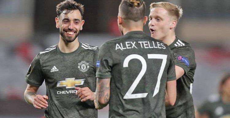 Manchester United's four biggest positives from Granada win despite Solskjaer comments