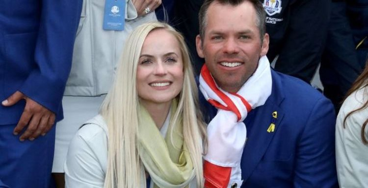 Paul Casey wife: Who is The Masters star Paul Casey's wife Pollyanna Woodward?