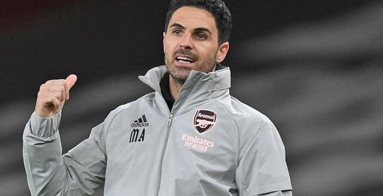 Arsenal boss Mikel Arteta has three weak links confirmed after Slavia Prague draw