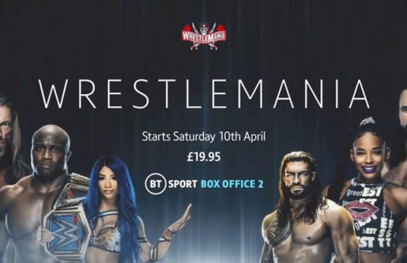 WrestleMania UK start time: What time is WWE WrestleMania 37? How to watch, live stream