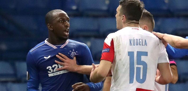 Rangers' Kamara opens up on racist abuse and aftermath of Kudela incident