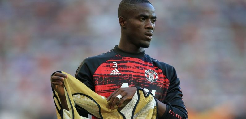 Man Utd's Bailly tests positive for Covid-19 with spell on sidelines confirmed