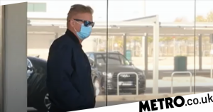 Erling Haaland's dad & Raiola touch down in Barcelona to talk £150m transfer