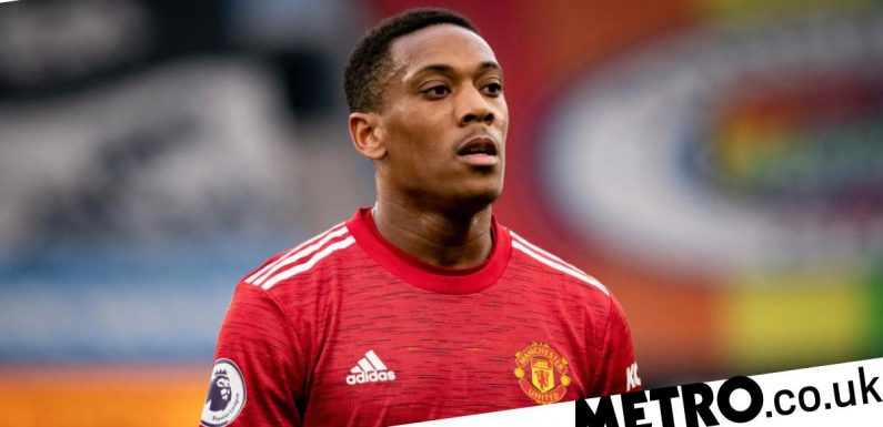 Anthony Martial gives boost to Man Utd after Solskjaer's downbeat comments