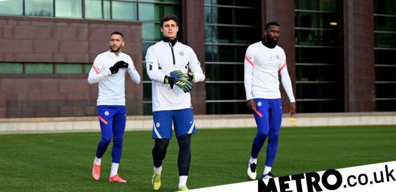 Chelsea star speaks out on Antonio Rudiger's bust-up with Kepa Arrizabalaga
