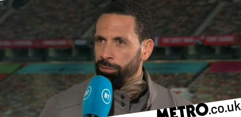 Rio Ferdinand changes prediction over Chelsea and Liverpool top-four race