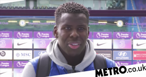 Kurt Zouma sends message to Chelsea team-mates after West Brom defeat