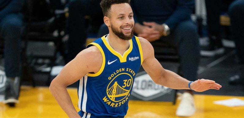 Stephen Curry showing MVP form despite Warriors' tough season