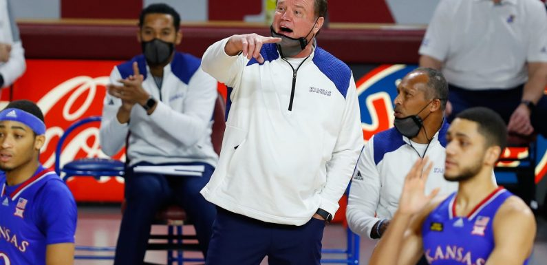 Bill Self, Kansas agree to lifetime contract in men's basketball