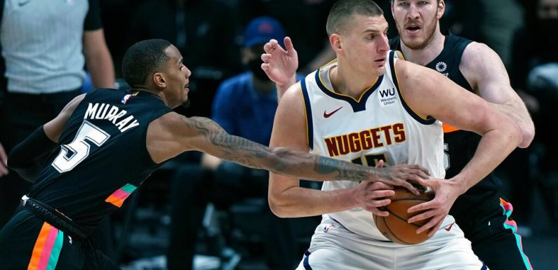"Nikola Jokic will get superstar calls from NBA refs when Nuggets center wins ""championships,"" teammate says"