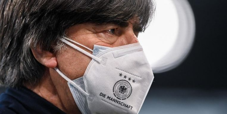 Football: Joachim Low faces calls to go now after Germany's shock loss to North Macedonia