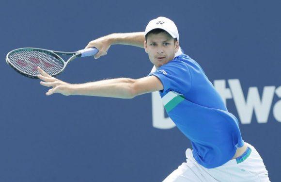 Tennis: Poland's Hurkacz beats Italian teen Sinner to win Miami Open