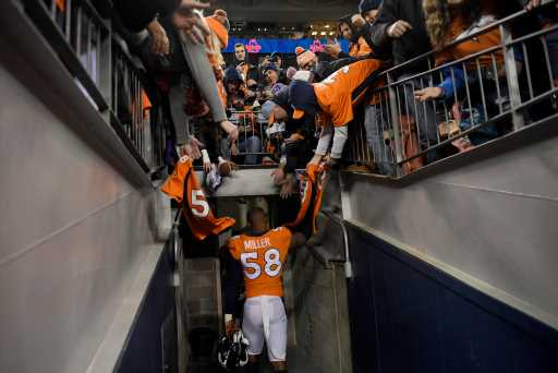 Broncos adjust ticket prices to account for ninth regular season home game – The Denver Post