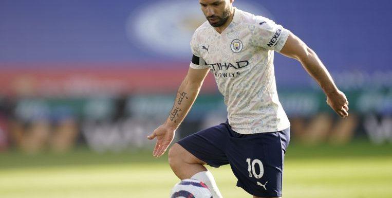 Football: Solskjaer doesn't see United moving for departing City striker Aguero