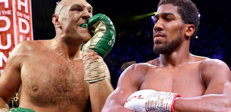 Fury vs Joshua fight is spectacle we need as polar opposites go head-to-head