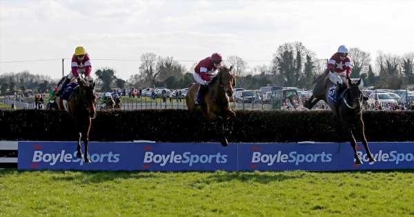 ITV Racing tips from Newsboy for Fairyhouse and Kempton cards
