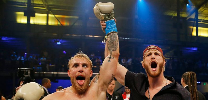 Logan Paul open to fighting brother Jake in 'one of biggest bouts ever'