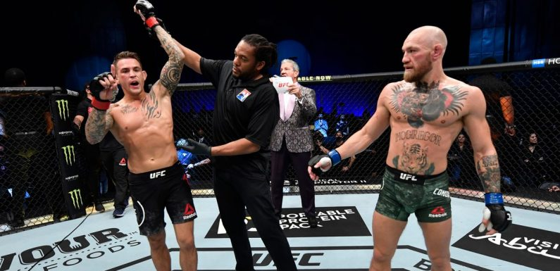 Conor McGregor sends warning to Dustin Poirier after agreeing to trilogy fight
