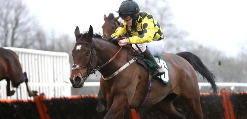 Jockey Aidan MacDonald in a critical condition two weeks after heavy fall