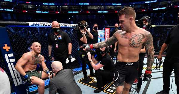 Conor McGregor risks repeating tactical mistake in third Dustin Poirier fight