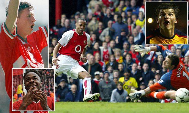 Arsenal vs Liverpool: The Premier League's most thrilling clash