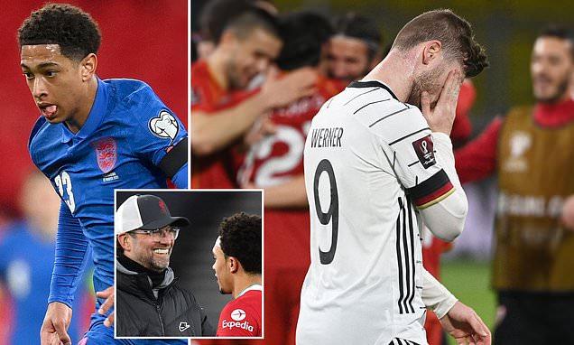 From Ronaldo to Klopp: The winners & losers of the international break