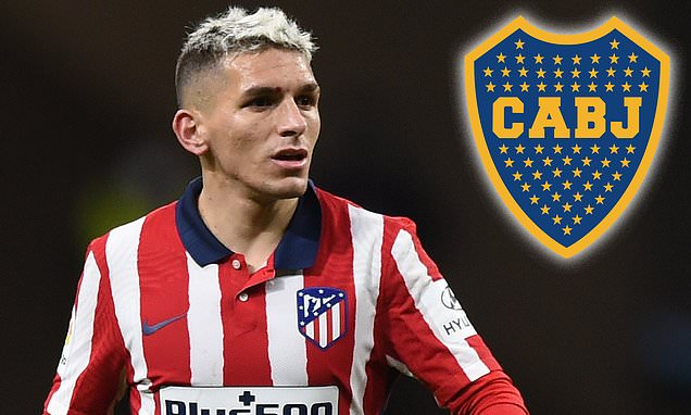 Arsenal outcast Torreira 'is wanted by his boyhood club Boca Juniors'