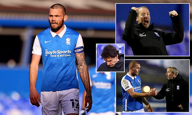 Birmingham skipper Harlee Dean on Lee Bowyer and the impact of Covid