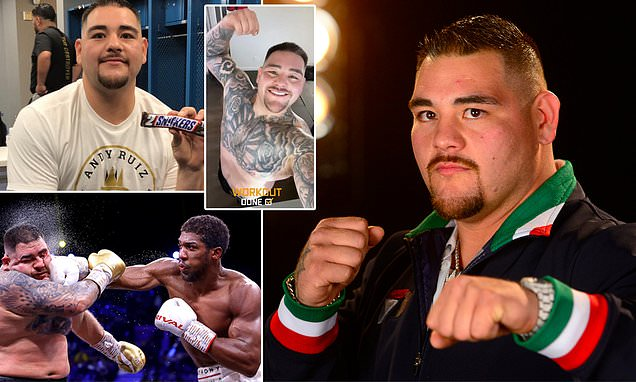 EXCLUSIVE: Andy Ruiz on his rise and fall as boxing's heavyweight king
