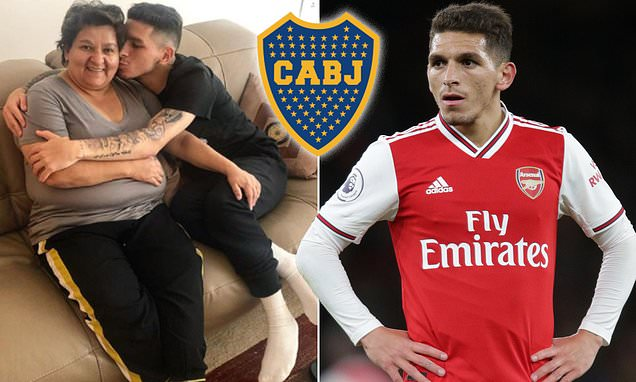 Torreira wants to end Arsenal stint and join Boca Juniors this summer