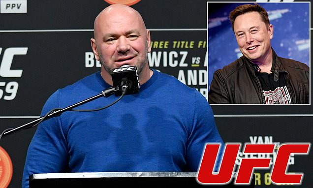 Dana White to sell his remaining stake in UFC