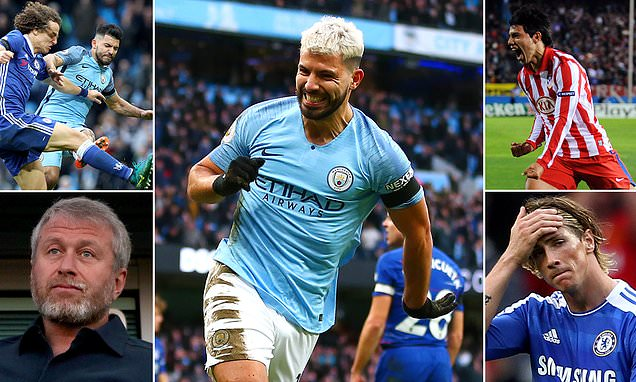 Sergio Aguero could finally join Chelsea despite his fiery past