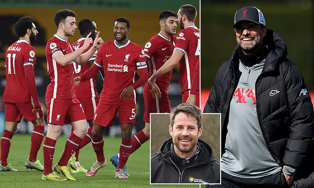 James Redknapp says Liverpool's season 'can still end in glory'