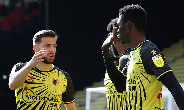 Watford 1-0 Sheffield Wednesday: Hornets clinch sixth win on the spin